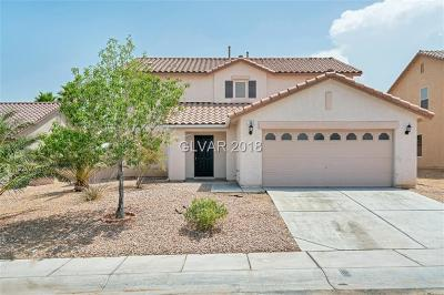 North Las Vegas Single Family Home Under Contract - Show: 351 Common Court
