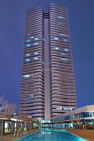 Panorama Tower Phase Iii High Rise For Sale: 4471 Dean Martin Drive #4008