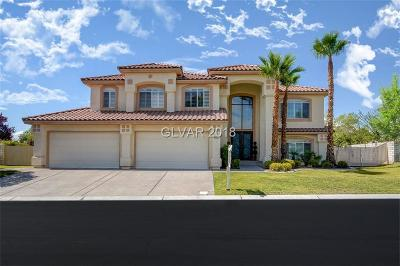 The Lakes, Las Vegas, NV, Regency At The Lakes, Regency At The Lakes Unit 2a, Regency At The Lakes Unit 2b Single Family Home For Sale: 9921 Fox Springs Drive