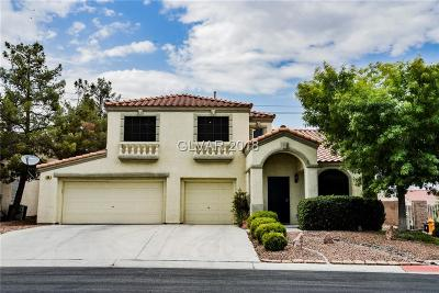 North Las Vegas NV Single Family Home For Sale: $274,900