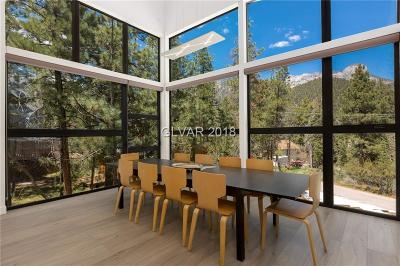 Mount Charleston NV Single Family Home For Sale: $985,000