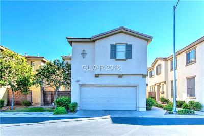 Henderson Single Family Home For Sale: 1223 El Fuego Trail