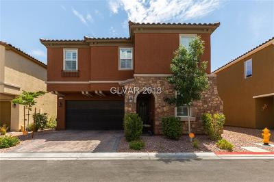 Las Vegas Single Family Home For Sale: 938 Huntington Cove