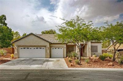 Single Family Home Under Contract - No Show: 8408 Stardance Avenue