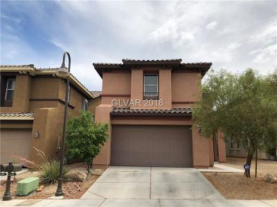 Las Vegas Single Family Home Under Contract - Show: 151 Castle Course Avenue