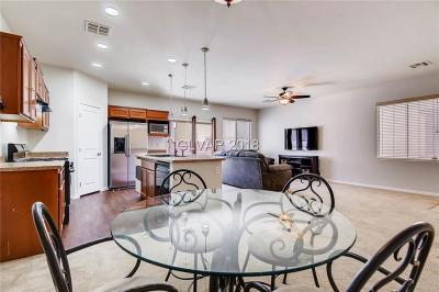 North Las Vegas Condo/Townhouse For Sale: 4105 Thomas Patrick Avenue