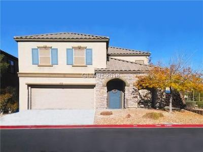 North Las Vegas Single Family Home For Sale: 336 Point Loma Avenue