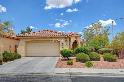 Single Family Home For Sale: 4474 Prada Place