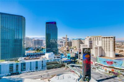 Las Vegas High Rise For Sale: 3722 Las Vegas Boulevard #2805