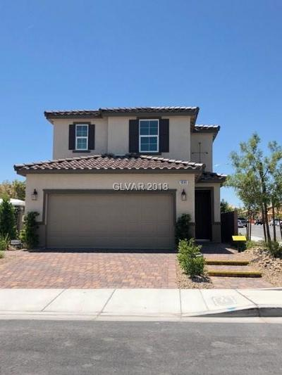 Las Vegas NV Single Family Home Under Contract - No Show: $376,450