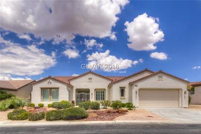 Henderson Single Family Home For Sale: 2171 Clearwater Lake Drive