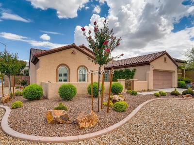 Henderson Single Family Home For Sale: 2192 Cordaville Drive