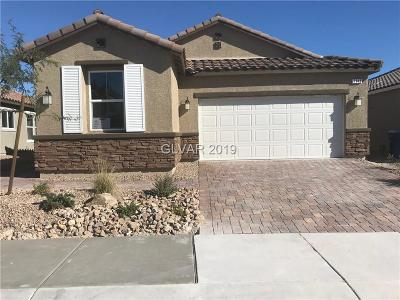 North Las Vegas Single Family Home For Sale: 7148 Piute Mesa Street