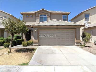 Las Vegas Single Family Home Under Contract - Show: 9192 Red Currant Avenue