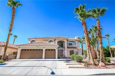 Las Vegas, North Las Vegas, Henderson Single Family Home For Sale: 2696 Balsam Pear Court