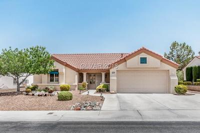 Las Vegas NV Single Family Home For Sale: $345,000