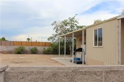 Las Vegas Manufactured Home Under Contract - No Show: 4948 Hildago Way