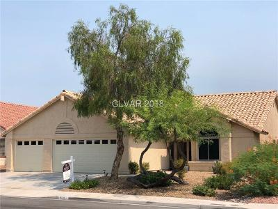 Henderson NV Single Family Home Under Contract - No Show: $369,999