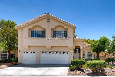 North Las Vegas Single Family Home For Sale: 603 Rancho Del Sol Way