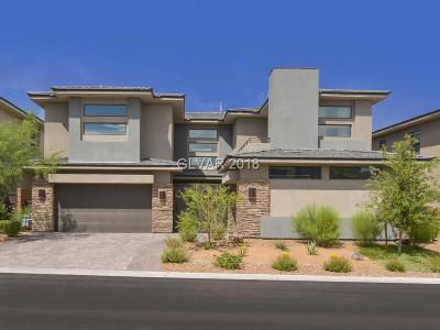 Las Vegas Single Family Home For Sale: 6 Garden Shadow Lane