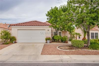 HENDERSON Single Family Home Under Contract - No Show: 901 Adobe Flat Drive