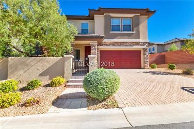 Las Vegas Single Family Home For Sale: 10647 Tranquil Glade Lane