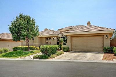 Las Vegas Single Family Home Under Contract - No Show: 9913 Mirada Drive