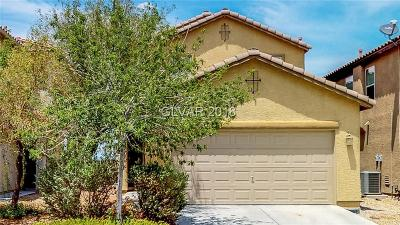 Las Vegas Single Family Home For Sale: 30 Desert Palm Drive