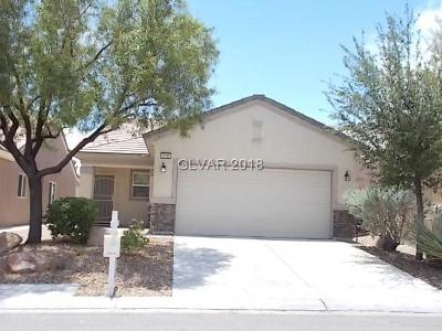 North Las Vegas Rental For Rent: 3105 Frigate Way