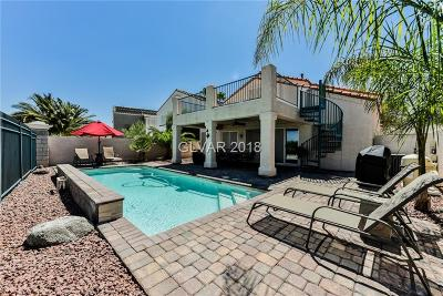 Single Family Home Under Contract - No Show: 3158 Majestic Shadows Avenue
