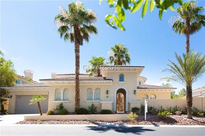 Las Vegas Single Family Home For Sale: 209 Royal Aberdeen Way