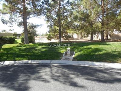 Las Vegas Residential Lots & Land For Sale: 8495 Turtle Creek Circle