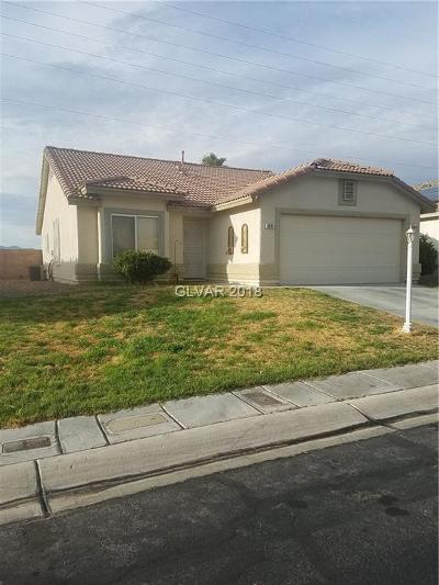 Las Vegas Single Family Home For Sale: 6216 Branded Brook Avenue