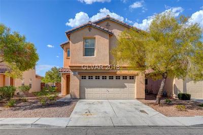 Las Vegas Single Family Home For Sale: 3660 Laguna Veneta Avenue