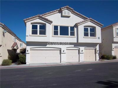 Henderson Condo/Townhouse Under Contract - No Show: 2571 Velez Valley Way