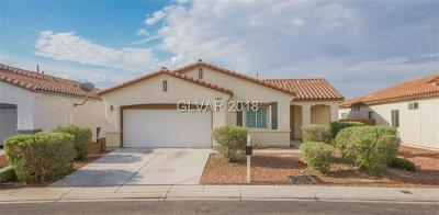 North Las Vegas Single Family Home For Sale: 1513 Lazy Hill Ranch Way