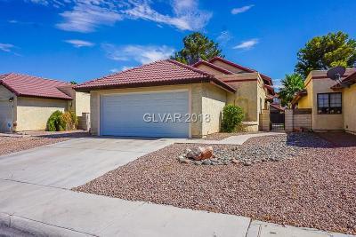 Single Family Home For Sale: 6617 Pleasant Plains Way