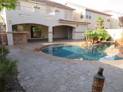 Single Family Home For Sale: 3699 Casellina Court
