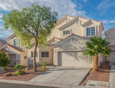 Single Family Home For Sale: 8909 Sparkling Creek Avenue