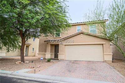 North Las Vegas Single Family Home For Sale: 3229 Pasolini Court