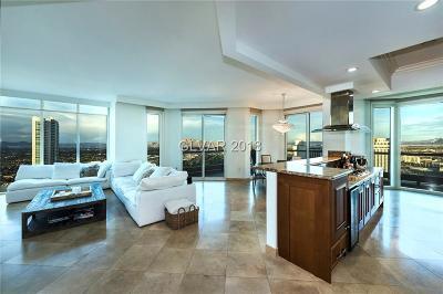 Las Vegas, North Las Vegas High Rise For Sale: 2777 Paradise Road #3206