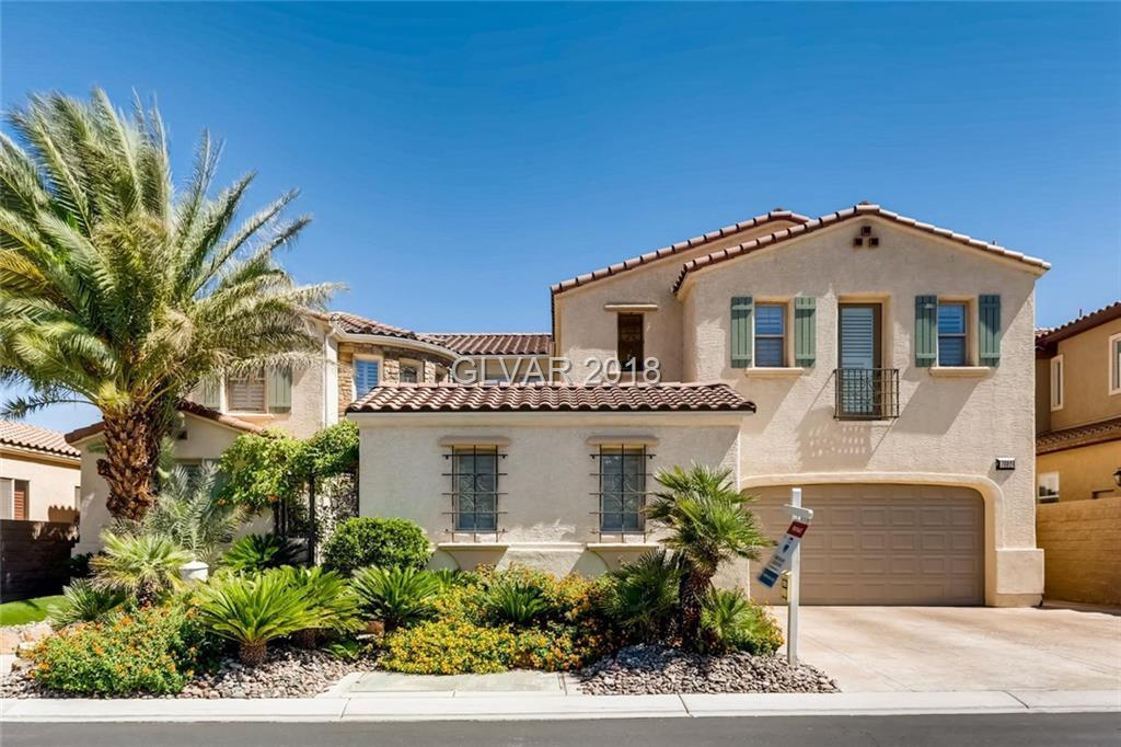 4 Bed 3 Full 1 Partial Baths Home In Las Vegas For 699 000