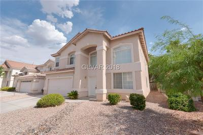 Las Vegas Single Family Home For Sale: 909 Scarlet Haze Avenue