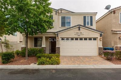 Las Vegas Single Family Home For Sale: 6283 Hopeful Light Avenue