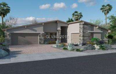 Las Vegas Single Family Home Under Contract - No Show: 9735 Corbett Street