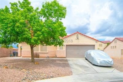 North Las Vegas Single Family Home For Sale: 730 Brittany Falls Court