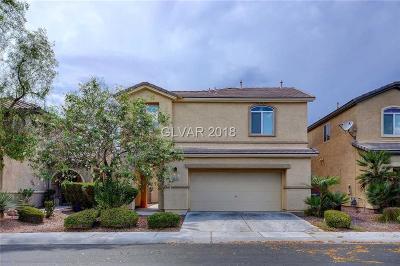 Las Vegas Single Family Home For Sale: 8221 Celina Hills Street