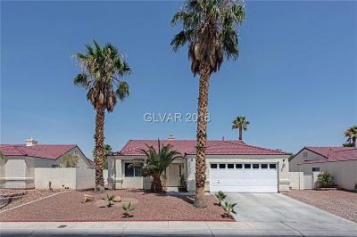 North Las Vegas Single Family Home For Sale: 3506 Shonna Way