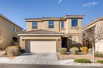 Las Vegas Single Family Home For Sale: 9242 Wittig Avenue