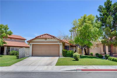 Henderson Single Family Home Under Contract - No Show: 360 Montcliff Avenue